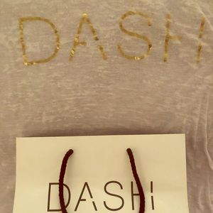 DASH tee from DASH Miami store!